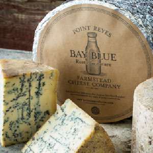 Cheese - Bay Blue, Point Reyes Farmstead Cheese Company