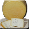 Black Truffle Casiago Cheese - Nicolau Farms