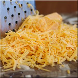 Cheddar Cheese - Shredded