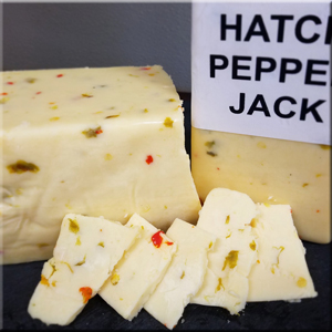 Hatch Chile Jack Cheese - Sierra Nevada Cheese Co.