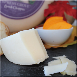 Lamb Chopper Cheese - Cypress Grove