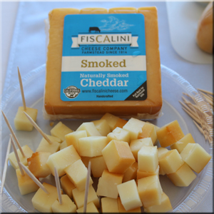 Cheddar (Smoked) - Fiscalini Cheese Co.