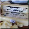 Cheddar (White) Cheese Block - Sierra Nevada