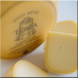 Toma Cheese - Point Reyes Farmstead Cheese Co.