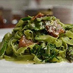 Pasta - Fettuccine, Spinach