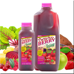 Juice- Twisted Berry