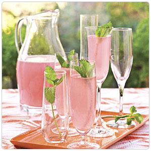 Juice - Strawberry Lemonade