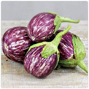 Eggplant - Listada di Gandia