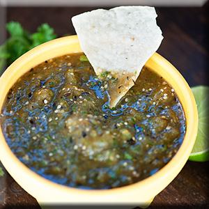 Salsa- Verde (green)