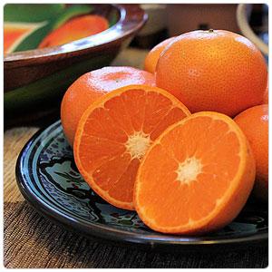 Tangerine, Murcott aka Delite tangerine
