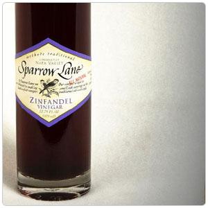 Zinfandel Vinegar